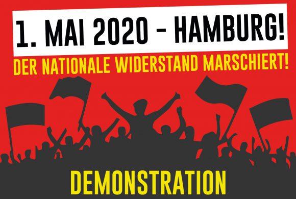 1. Mai 2020: Auf zur Demonstration nach Hamburg!