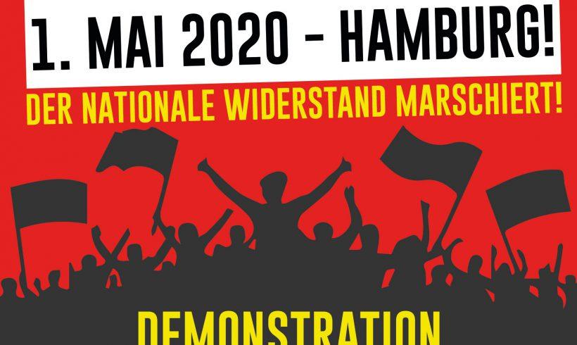 Aktuelle Informationen zum 1. Mai 2020 in Hamburg!