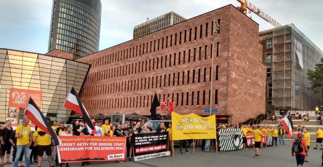 23. August: Weg mit allen Vereinsverboten – Gelungene Kundgebung in der Dortmunder Innenstadt!