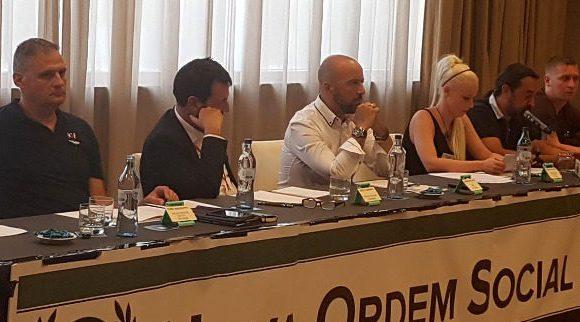 Deutsche Beteiligung bei internationaler Nationalisten-Konferenz in Portugal