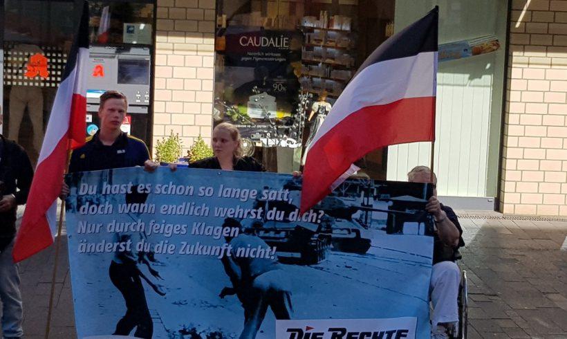 Bergheim: Erfolgreiche Kundgebung durchgeführt!