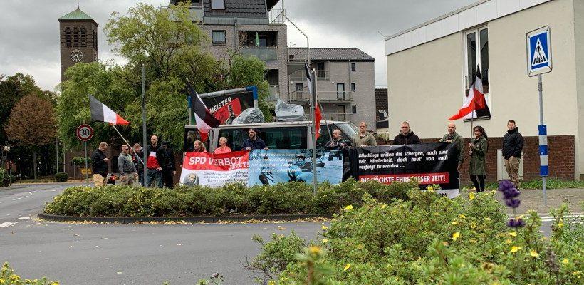 Kerpen: Keine Freiräume für Linksextremisten – Kundgebung gegen Hetzvortrag in Horrem!