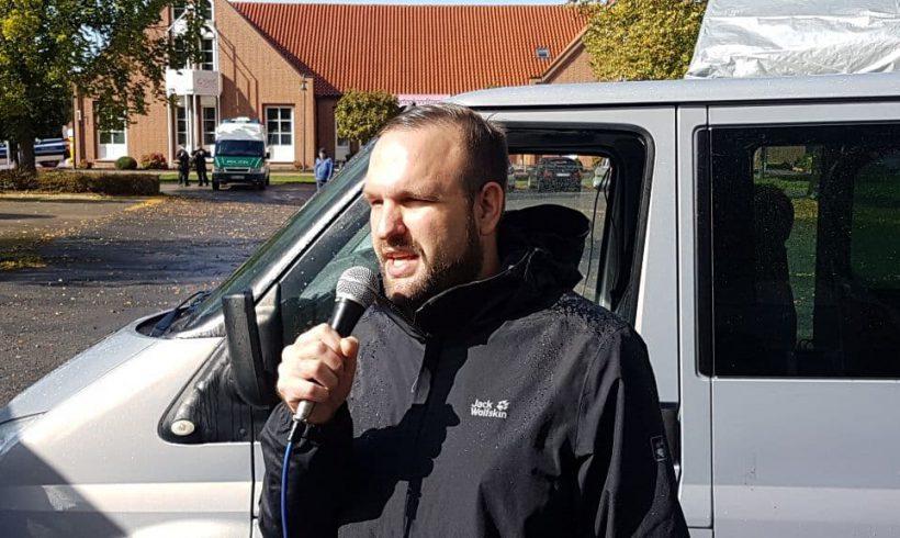 Rechtsschulung mit Sascha Krolzig in Duisburg durchgeführt