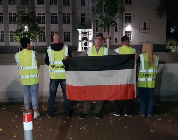 """Gelsenkirchen: """"GEschützt"""" patrouilliert!"""
