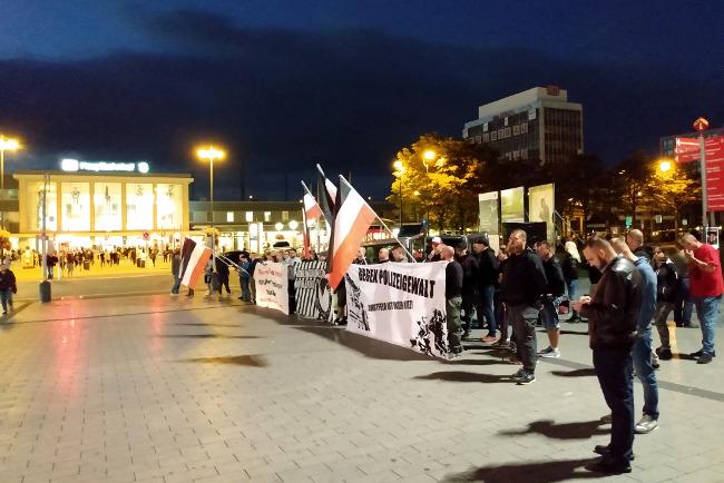 LV Südwest: Bericht zum Aktionswochenende in Dortmund