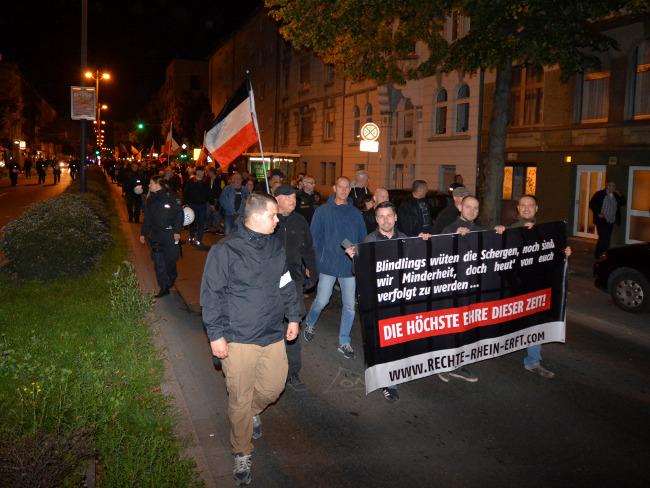 Trotz weiteren Polizeischikanen: Nordstadt-Demonstration durchgesetzt!