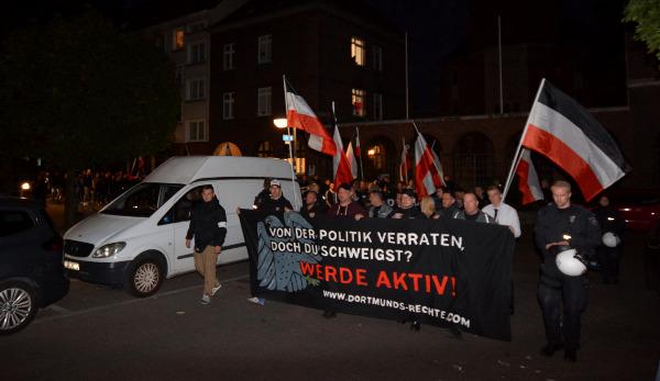 """""""Hier marschiert der Nationale Widerstand!"""" – DIE RECHTE gewinnt Eilklage vor dem Verwaltungsgericht!"""