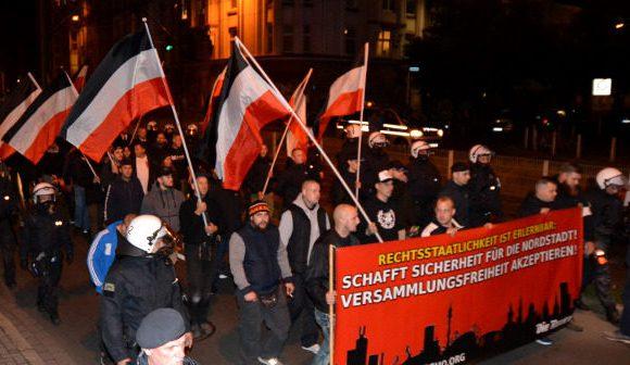 """""""Montag für Meinungsfreiheit"""": Der Nationale Widerstand marschierte durch die Dortmunder Nordstadt!"""