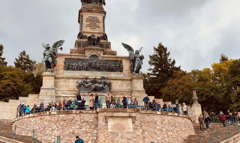 KV Rhein-Erft: Ausflug zum Niederwalddenkmal