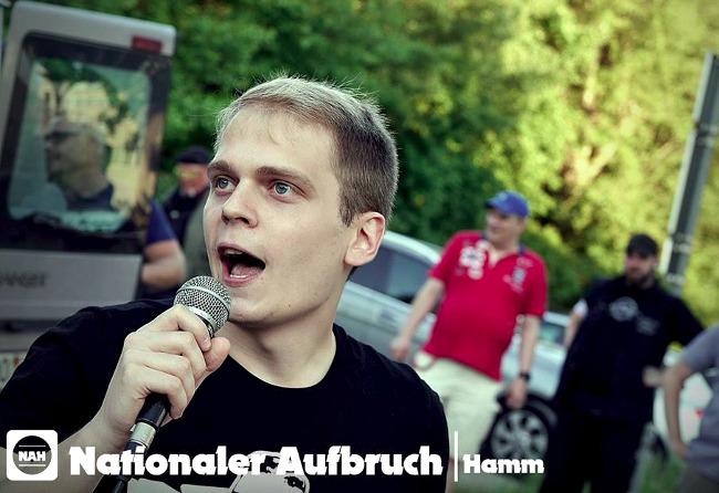 Wegen Kundgebung in Horn-Bad Meinberg: Weitere Anklage gegen inhaftierten Dortmunder Nationalisten Matthias Drewer