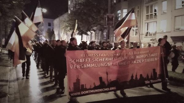 """Montagsdemo: Erster """"Montag für Meinungsfreiheit"""" in der Dortmunder Nordstadt erfolgreich durchgeführt!"""