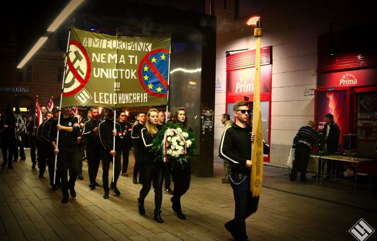 """Ungarn: Razzien und Repressionen gegen Kameraden der """"Legio Hungary"""""""
