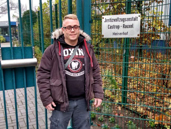 Gesinnungsjustiz: Dortmunder DIE RECHTE – Funktionär Christoph Drewer hat mehrjährige Haftstrafe wegen Meinungsdelikten angetreten!