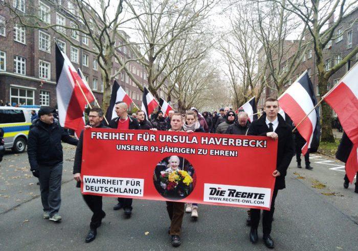 Gegen Pressehetze und GEZ: Bericht zur JN-Demonstration am 23. November in Hannover!