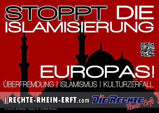 Keine Moschee in Bedburg!