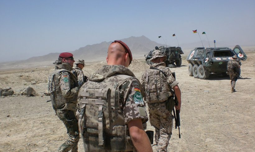 Unglaublich: Bundeswehreinsatz im Irak soll fortgeführt werden