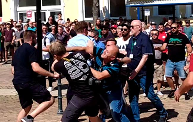 Dortmunder Aktivist Matthias Drewer wegen Tritt gegen linken Störer zu weiterer Haftstrafe verurteilt