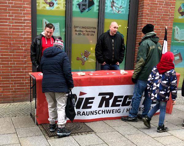Erfolgreiches Interessententreffen in Algermissen und Infotisch in Hildesheim