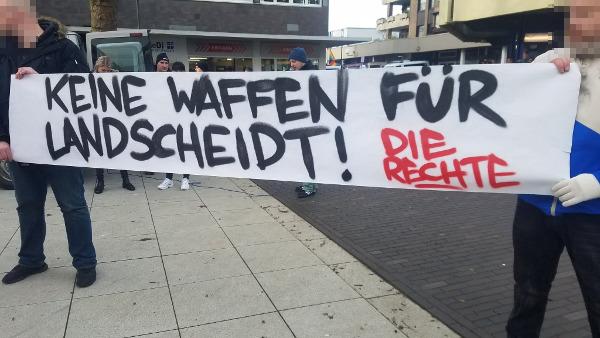 Peinlicher geht nicht: Bürgermeister Landscheidt kneift und zieht Waffenschein-Klage zurück!
