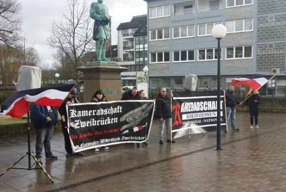 Kundgebungen zur Reichsgründung in Zweibrücken und Alzey