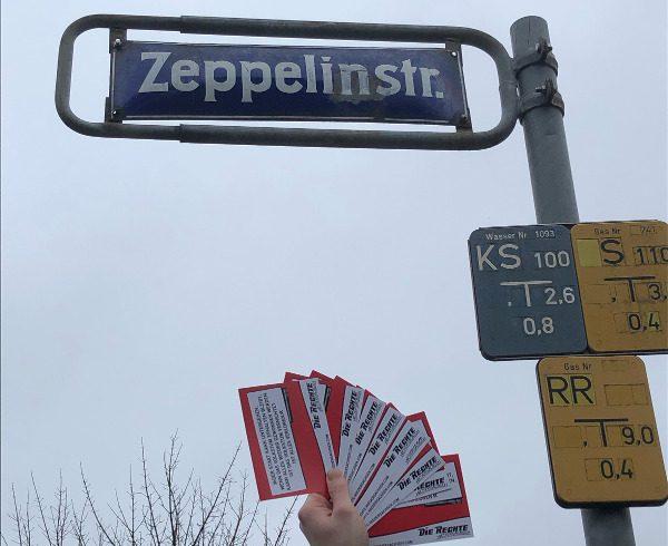 Großflächige Verteilaktion in Hildesheimer Problemviertel