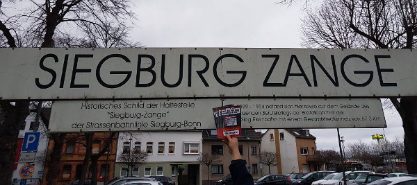 Meinungsfreiheit-Kampagne: Flugblattaktion in Siegburg!