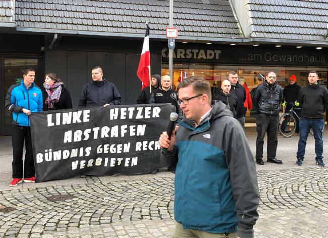 Braunschweig: Skandalurteil und Spontandemo für Meinungsfreiheit