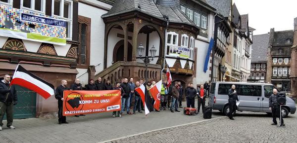 Videorückblick auf die Kundgebung in Einbeck!