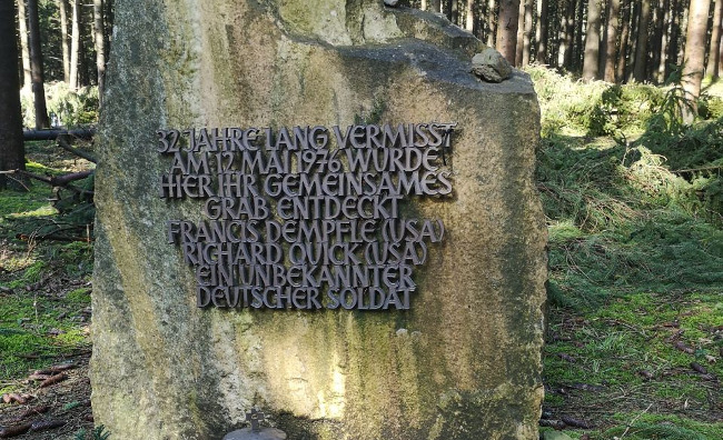 Auf Historischen Spuren im Hürtgenwald