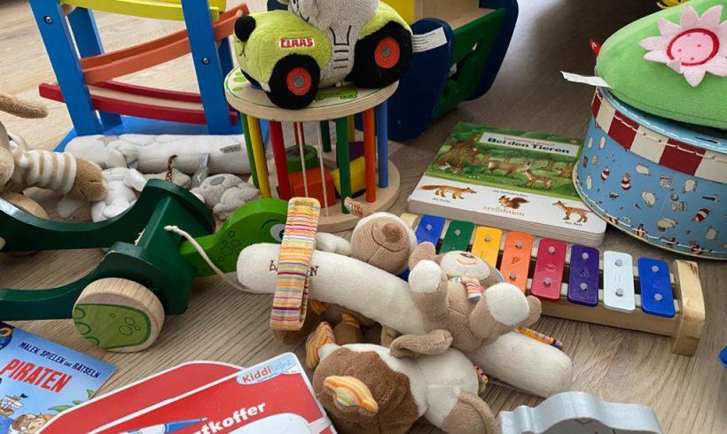 Hildesheim: Spielzeug sucht deutsche Kinder