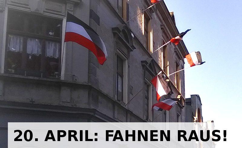 Macht den 20. April zum deutschen Nationalfeiertag!