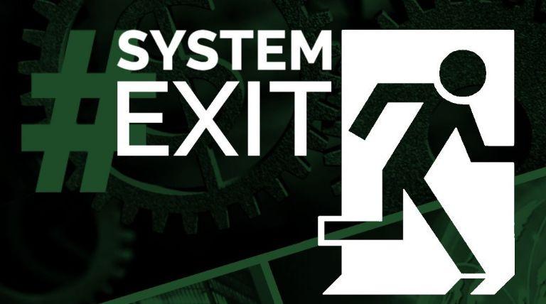 #SystemExit – Die erste Internet-Demo am 26.04.2020