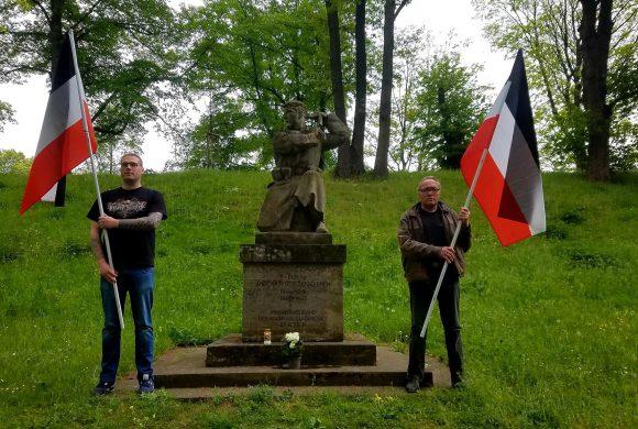 Ehrendienst zum 8. Mai in Bielefeld