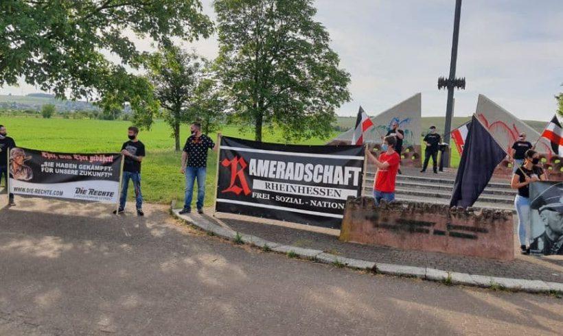 Nationales Gedenken zum 8. Mai in Bretzenheim