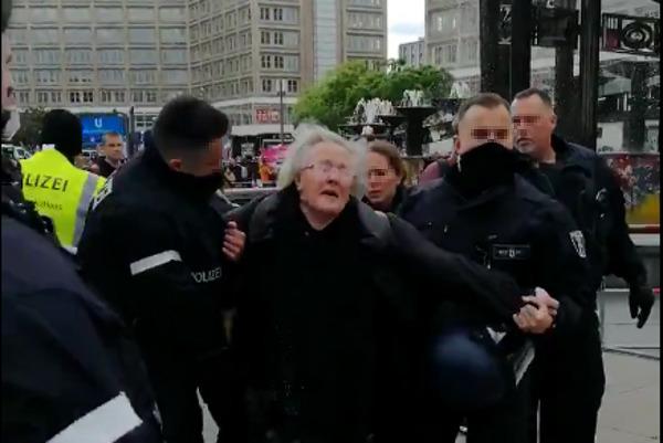 Polizeigewalt gegen Corona-Proteste eskaliert auch in Berlin, Gotha, Köln und anderorts – Klage in Dortmund eingereicht!