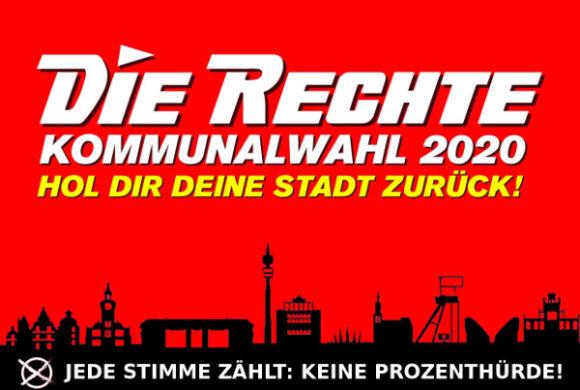 Kommunalwahl 2020: Mit diesem Programm möchte Die Rechte Dortmund verändern!