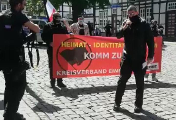 Bericht zur Kundgebung in Einbeck / Niedersachsen