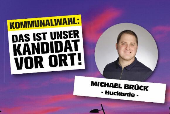 Huckarde Kommunalwahl: Kandidaten für die Bezirke – Michael Brück (Huckarde)