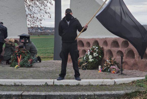 Gedenken für die Opfer der Rheinwiesenlager in Bad Kreuznach/Bretzenheim!