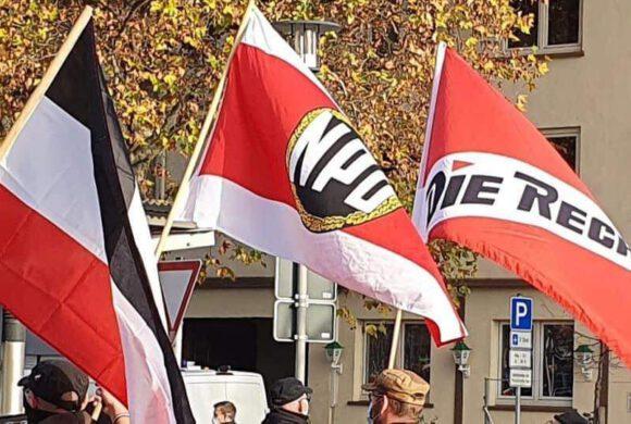 Kein Verbot stoppt Schwarz Weiß Rot!