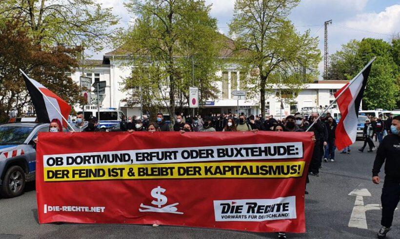 Dortmund, Essen, Düsseldorf – aktivistischer Dreiklang zum 1. Mai – eine Nachbetrachtung.