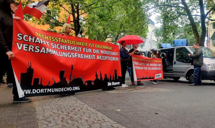 Dortmund: Erfolgreiche Kundgebung in der Nordstadt durchgeführt!