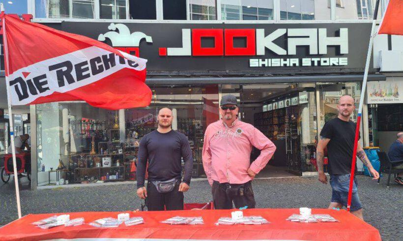 Braunschweig: Infostand in der Innenstadt erfolgreich durchgeführt