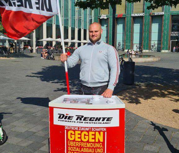 Skandal in Braunschweig – Wahlausschuss lässt OB-Kandidat von DIE RECHTE nicht zu!