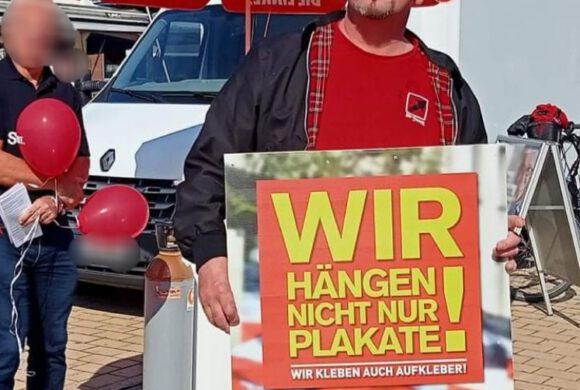 Aktionswochen vor der Wahl in Braunschweig!