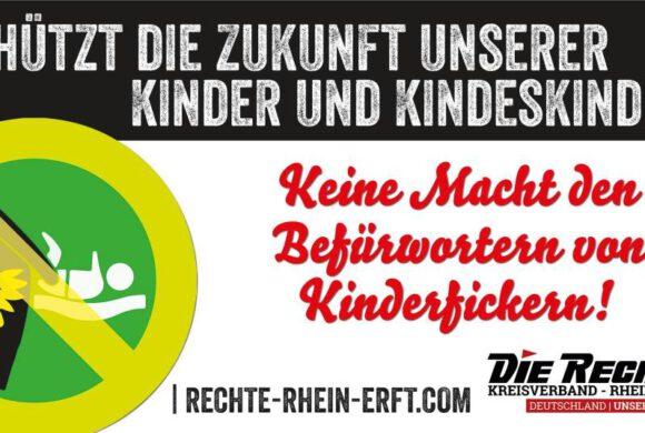 Brühl: Grüne instrumentalisieren Kinder für ihren Wahlkampf