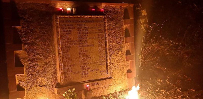 Duisburg gedenkt den Toten des alliierten Bombenterrors