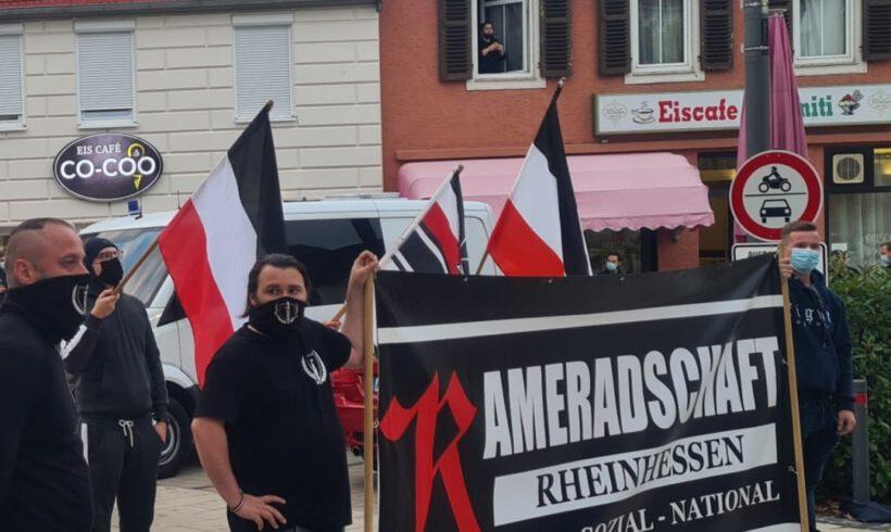 Tour der Gerechtigkeit 2021 – erfolgreich durchgeführt! Rheinhessen bleibt deutsch!